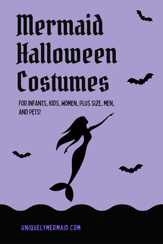 Mermaid Halloween Costumes