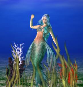 Mermaid Aerwyna