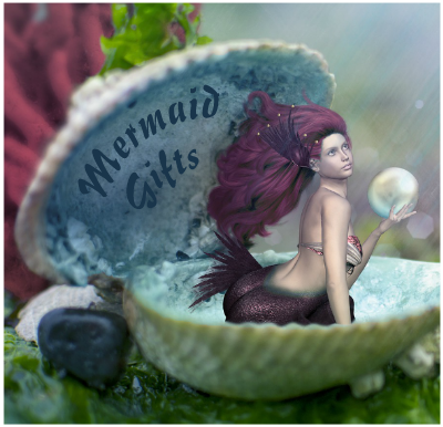 Unique Mermaid Gifts