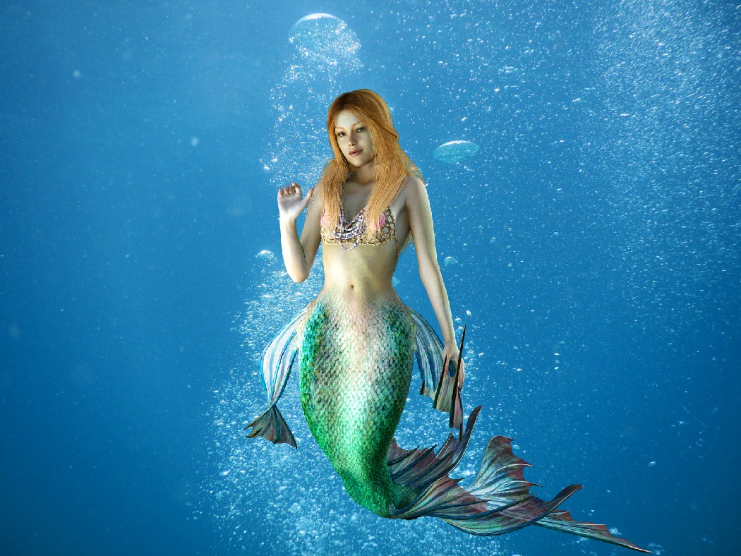 Are Real Mermaids Fact Or Fiction?