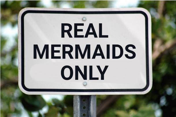 Real Mermaids