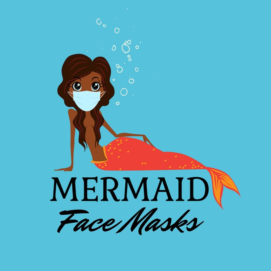 Mermaid Masks