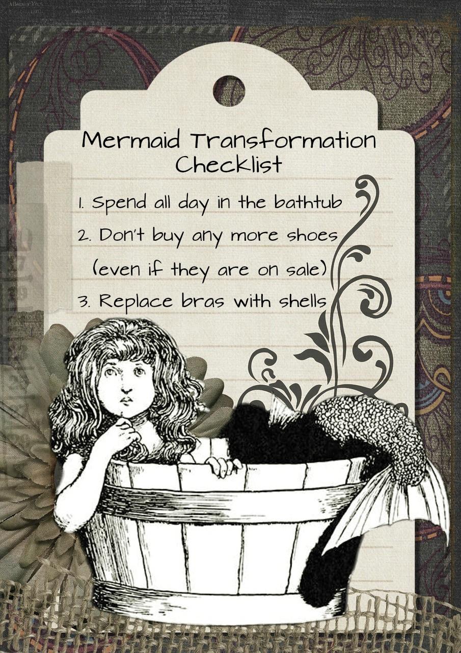 Mermaid Transformation Checklist