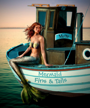 Mermaid Fins And Tails