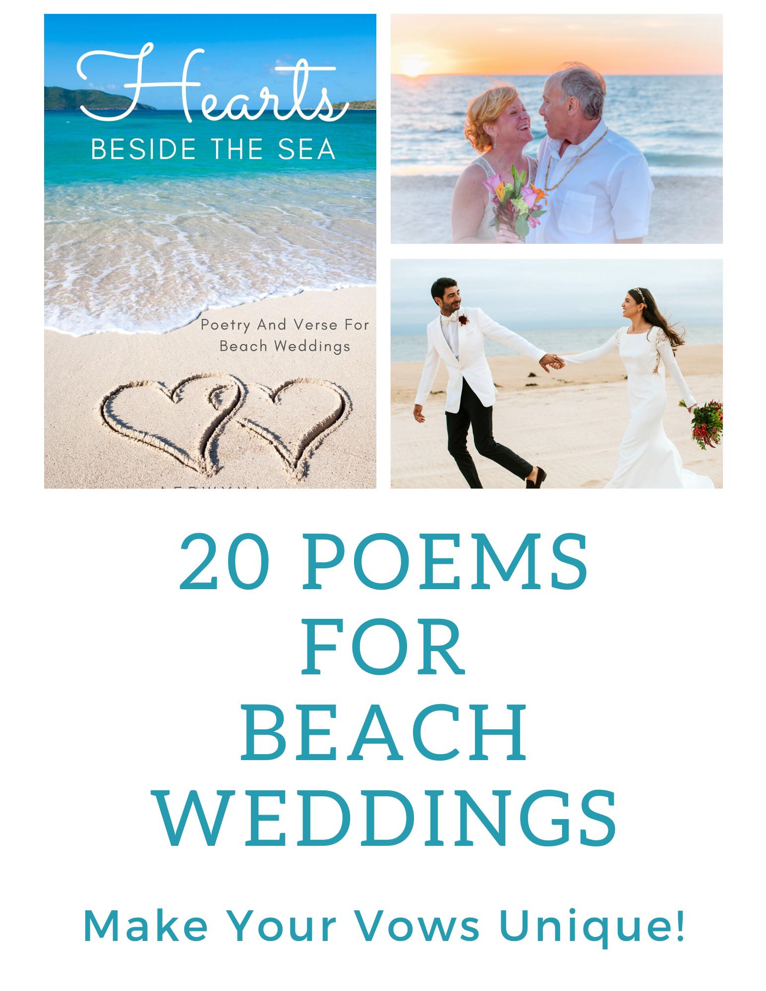 Beach Wedding Poems